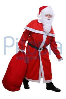Weihnachtsgeschenke Sack.Bildagentur Pitopia Bilddetails Weihnachtsmann Nikolaus Mit Sack