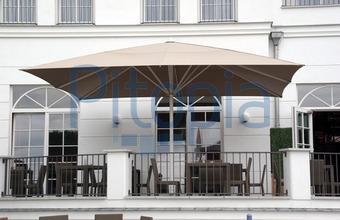 Bildagentur Pitopia - Bilddetails - Balkon - Sonnenschirm ... Sonnenschirm Balkon Terrasse