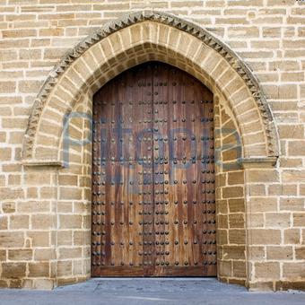 Verschlossene tür  Bildagentur Pitopia - Bilddetails - Verschlossene Tür (Leon) Bild ...