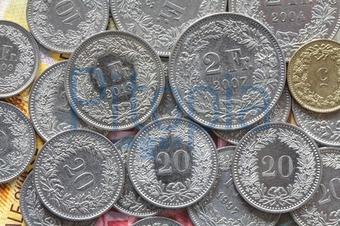 Bildagentur Pitopia Bilddetails Schweizer Franken Und Rappen